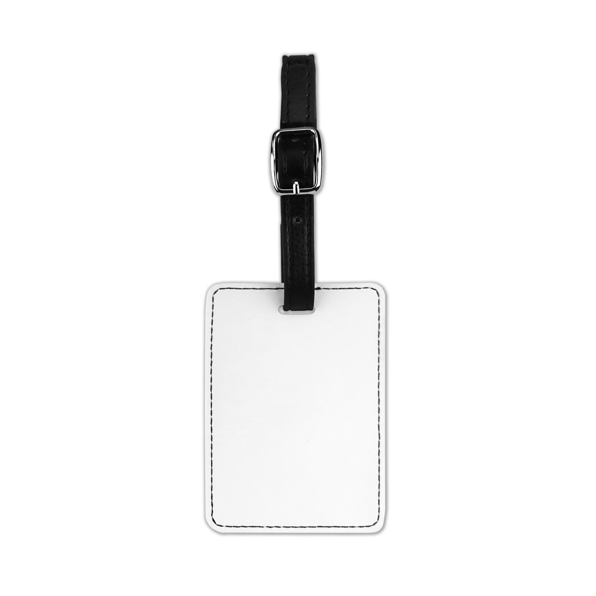 Luggage tags are printable double sided and come complete with a strap.